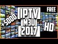 Video for best iptv m3u playlist 5000  hd channels daily update 2018