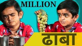 Chotu dada Dhaabewala | छोटू दादा ढाबेवाला | Khandesh Hindi Comedy | Chotu Comedy Video