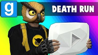 Gmod  Deathrun Funny Moments - Diamond Play Button! (Garry's Mod)