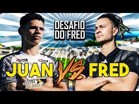 Será que o Fred é melhor que um jogador da base?