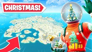 *NEW* CHRISTMAS UPDATE in Fortnite! (Skins, Presents + MORE)