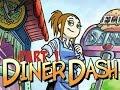 Diner Dash Gameplay Part 1 level 1 1 To 1 4