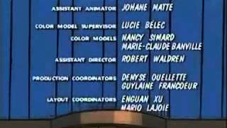 The Little Lulu Show (1996) Credits