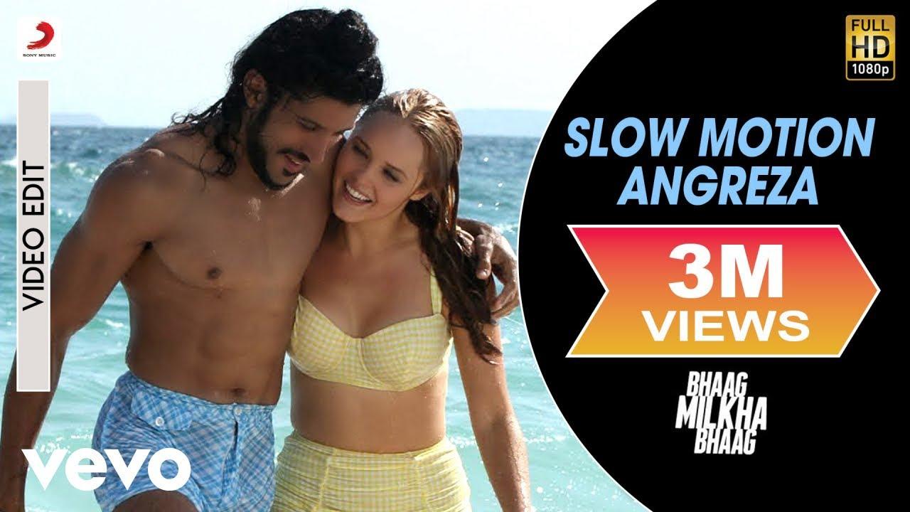 Slow Motion Angreza Hindi lyrics