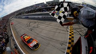 NASCAR - Dover2014 Final Lap Gordon Wins
