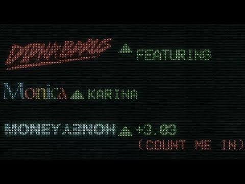 Dipha Barus - Money Honey (Count Me In) (Official Lyric Video)