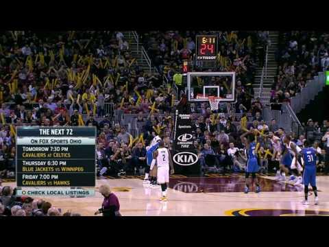 Orlando Magic at Cleveland Cavaliers - April 4, 2017
