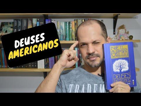 Deuses Americanos (American Gods) - Neil Gaiman | Leitores