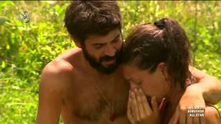 Survivor All Star - Nadya Oyunu Terk Etti (6.Sezon 23.Bölüm)