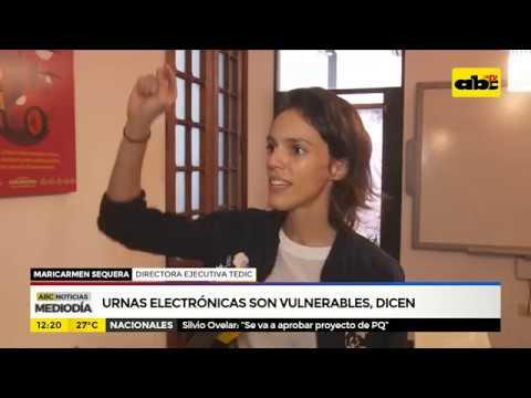 Diversas posturas sobre urnas electrónicas