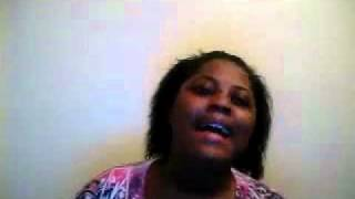 Me Singing Kelly Rowland Still in love with my Ex.wmv
