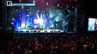 All American Rejects - It Ends Tonight Live MTV