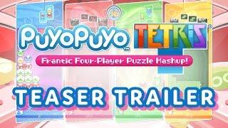 videó Puyo Puyo Tetris
