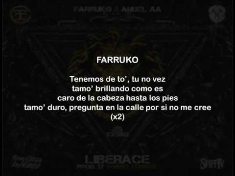 Liberace (Letra) - Farruko (Video)