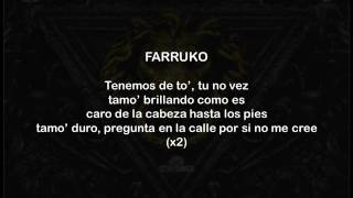 Liberace (Letra) - Farruko (Video)