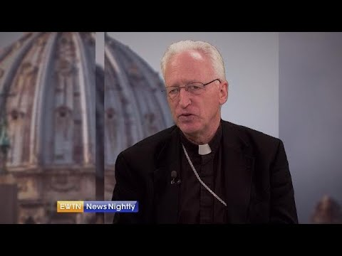 Michigan bishop asks Pope Francis about McCarrick report - EWTN News Nightly