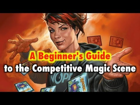 MTG – A Beginner's Guide To The Competitive Magic: The Gathering Scene