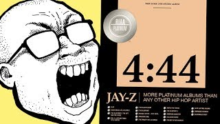 Jay-Z's 4:44 Goes FAKE PLATINUM via Sprint Purchases