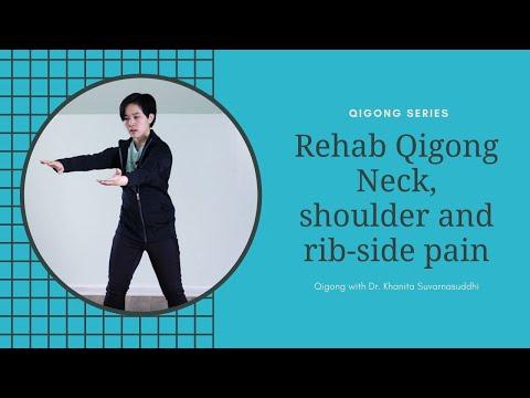 Qigong for Neck, Shoulder and Rib-Side Pain (Green Dragon Weaving)