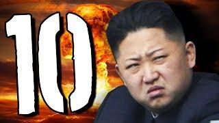 10 Sposobów Na Ucieczkę Z Korei Północnej [TOPOWA DYCHA]
