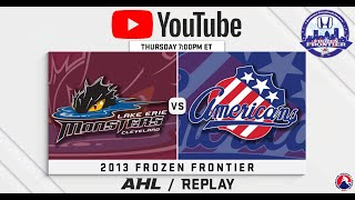 AHL Replay: 2013 Frozen Frontier