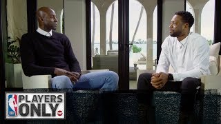 Dwyane Wade Discusses His Final Season | NBA on TNT