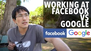 Working at Facebook vs Google as a software engineer (pros & cons)