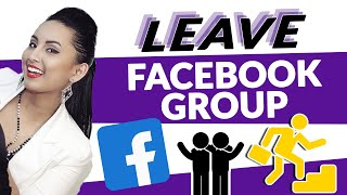 How to Leave a Facebook Group 2020: Step by Step Tutorial