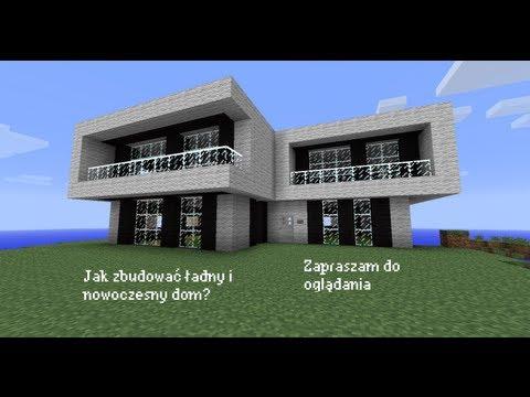 Jak Zbudowac Ladny Dom W Minecraft Kacperos Przedstawia