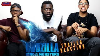Godzilla: King of the Monsters Trailer 2 Reaction
