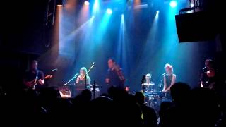 Cinerama - Ears (Paris, 17 July 2015)