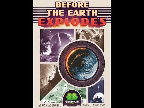 Origins 2018 Bonanza: Before The Earth Explodes Impression