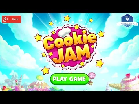 Cookie Jam Android Gameplay