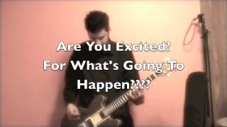"""Angels And Airwaves """"Do It For Me Now"""" Guitar Cover"""