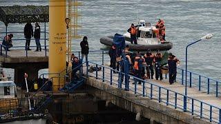 Крушение самолета Ту-154 Минобороны в Сочи последние новости !!!