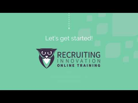 How our Tech Recruiter Certification Program Works - YouTube