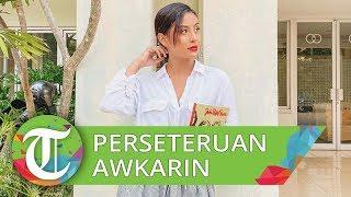 Awkarin Berseteru dengan Graphic Designer Nadiyah Rizki