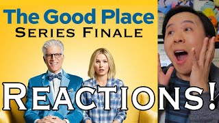 The Good Place SERIES FINALE: Ending Explained!!!