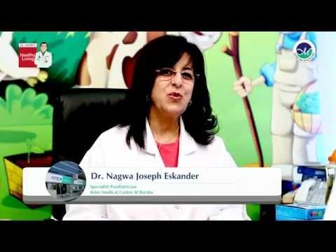 Zuckerregelung in einem Bluttest für Kinder