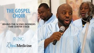 The Gospel Choir: Behind-The-Scenes Workers Take Center Stage