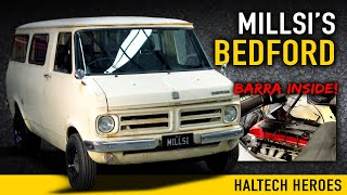 Millsi's Turbo Barra Bedford | HALTECH HEROES