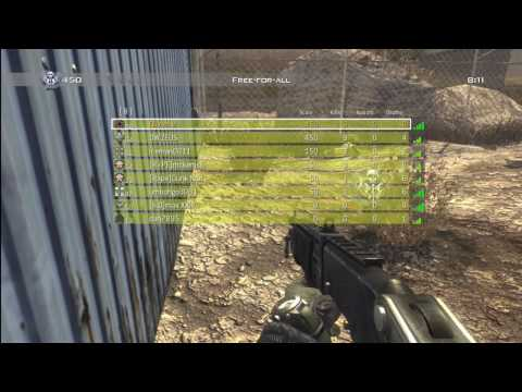 Modern Warfare 2 Walkthrough - MW2: Karachi(?) FFA by Olizandri by