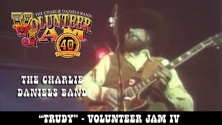 """Here's another great Volunteer Jam moment the CDB performs """"Trudy"""" at VolJam IV in 1978"""