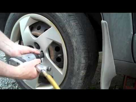 Save money Vibe/ Matrix front wheel bearing replace yourself