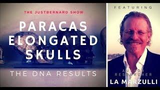 DNA of Paracas Elongated Skulls - LA Marzulli on TJBS