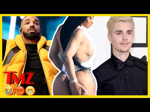 YOUR Reaction to Drake's Baby, Bieber's New Girl, and Blac Chyna's Booty | TMZ BUZZ
