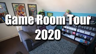 Game Room Tour 2020