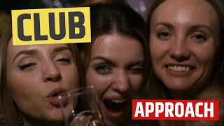 How to APPROACH a Girl at the CLUB (22 Tips)