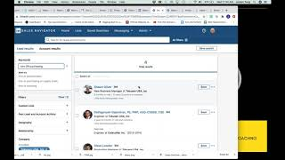 Using LinkedIN To Find Janitorial Prospect Contact Info