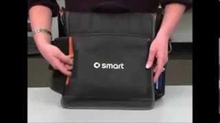GNP Branded Gear - Tech Smart Messenger Bag